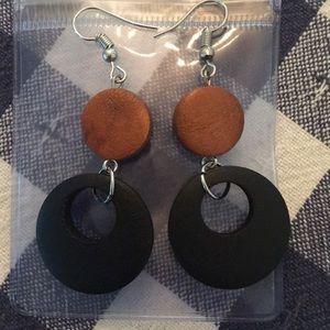 Jewelry - 70's Style Earrings